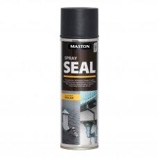 Aerozoliniai izoliuojantys dažai MASTON SPRAY SEAL, Juoda, RAL9005