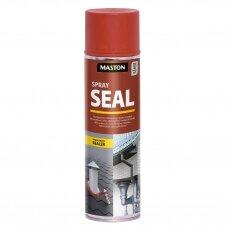 Aerozoliniai izoliuojantys dažai MASTON SPRAY SEAL, Terakotos raudona