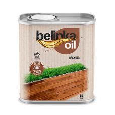 Alyva medinėms terasoms OIL DECKING - Spalva 201