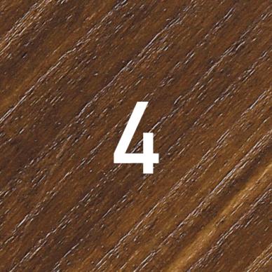 Dažyvė medienai BORI GEL spalva Nr.04 2