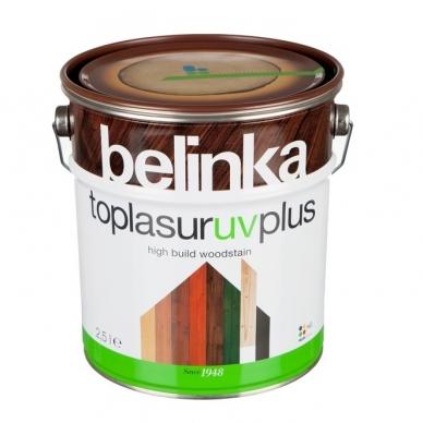 Dažyvė medienai TOPLASUR UV PLUS spalva Nr.25
