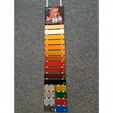 Dažyvė medienai TOPLASUR UV PLUS spalva Nr.15 5