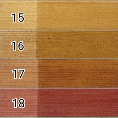 Dažyvė medienai TOPLASUR UV PLUS spalva Nr.15 3