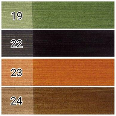 Dažyvė medienai TOPLASUR UV PLUS spalva Nr.22 3