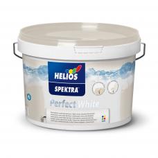 HELIOS balti dažai vidaus sienoms ir luboms SPEKTRA PERFECT WHITE