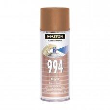 Aerozoliniai dažai MASTON 100, Varinė 994
