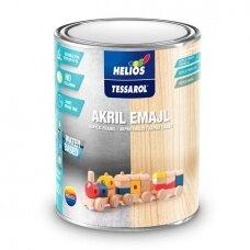 TESSAROL dažai ACRYLIC ENAMEL RAL6002 Žalia