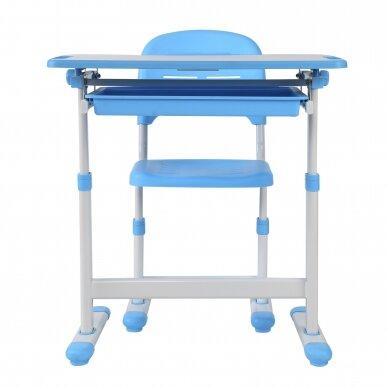 Vaidėja suolas BEE, mėlyna 3